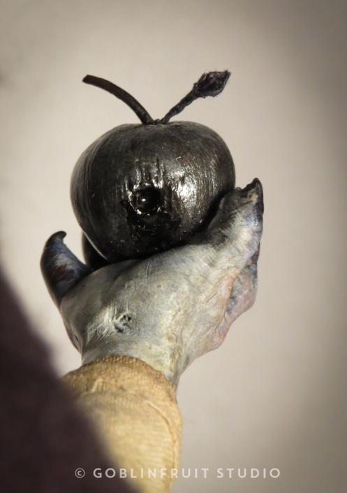 Rotten fruit...